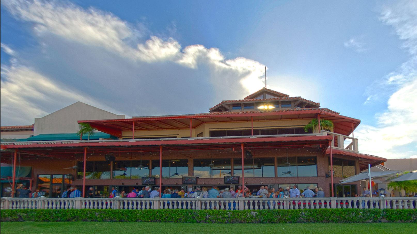 Palm Beach Gator Snow Ski Club Carmine 39 S Ocean Grill