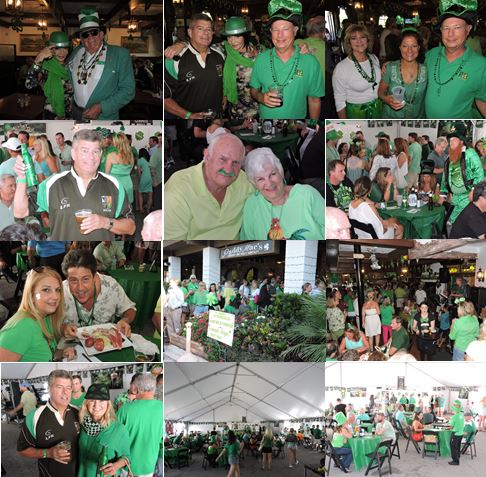 Palm Beach Gator Snow Ski Club St Patricks Day Happy Hour At Paddy Macs