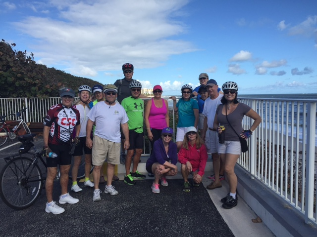 Palm Beach Gator Snow Ski Club - Leisure Bike Ride - Juno ...