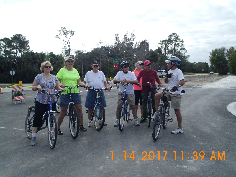 Palm Beach Gator Snow Ski Club - Leisure Bike Ride ...